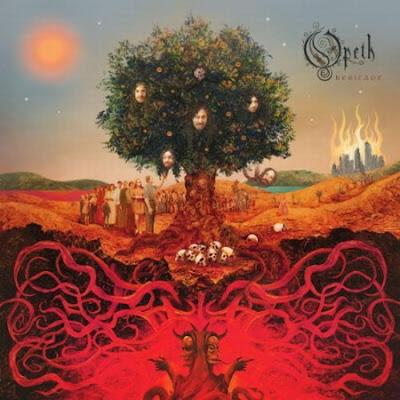 Opeth - Slither Lyrics