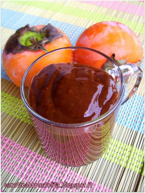 'cioccolata' fruttariana
