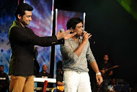 Maatraan Audio Lauch Surya Performance Still
