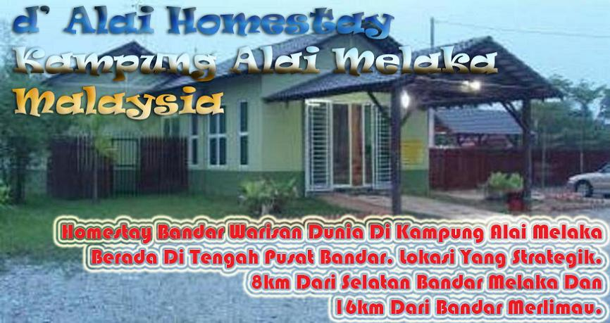 D&#39; Alai Homestay Melaka