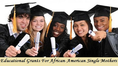 Educational Grants For African-American Single Mothers