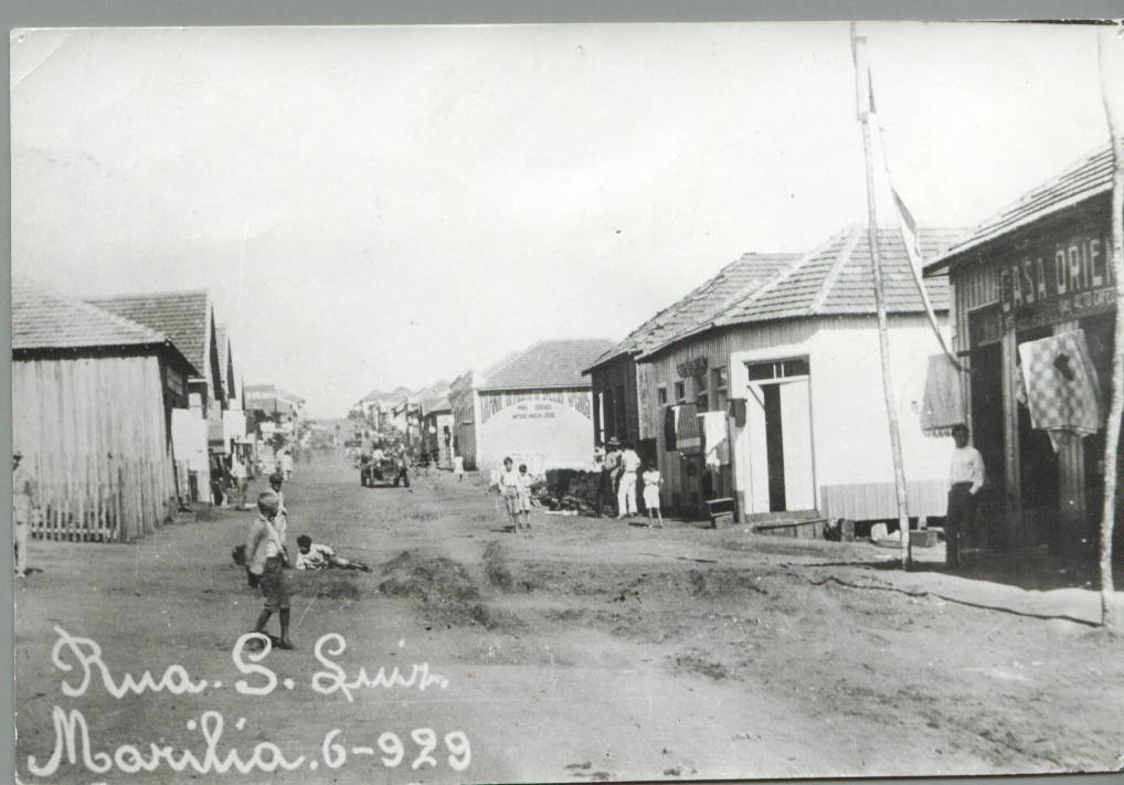Blog da Geralda: Fotos antigas de Marília