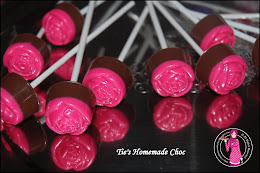 Lolly choc rose