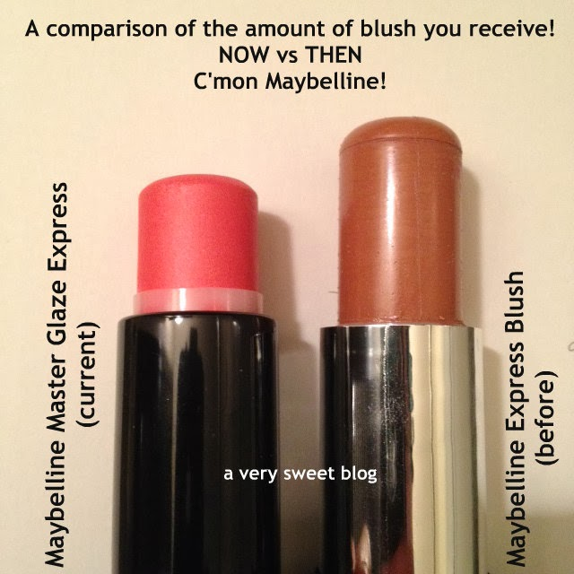 Maybelline's Blush Sticks Are