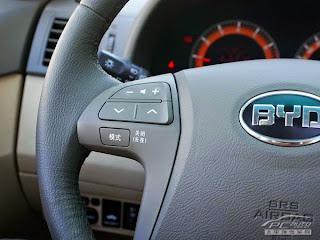 عجلة القيادة للسيارة BYD L3 2015