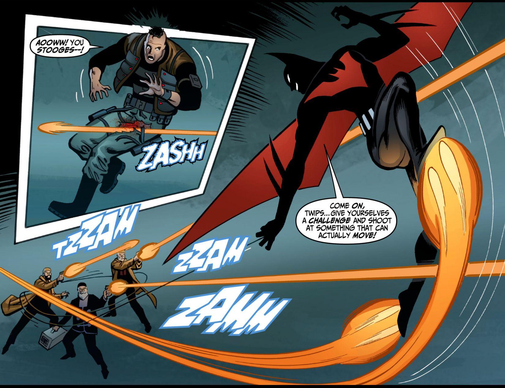 Batman Beyond (2012) Issue #6 #6 - English 13