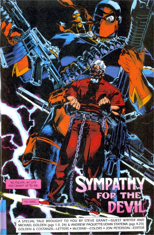 Deathstroke (1991) Issue #12 #17 - English 4