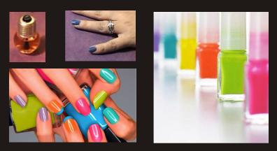Cambia el color de tu laca de uñas
