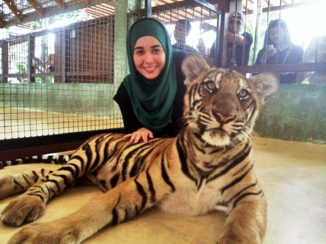 Emma Maembong Bela Harimau Nafi Bakal Isteri Zizan Razak
