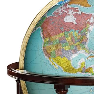 Diplomat Globes