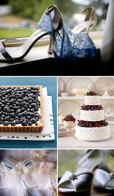Wedding Cakes with marble decoration photos