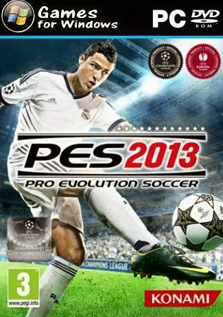 Download Game Pro Evolution Soccer 2013 Gratis Full Version