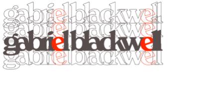 Gabriel Blackwell