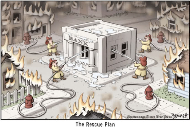 Bank, Bancos, Planos de Resgate, Rescue Plan, Troika, FMI, IMF, União Europeia