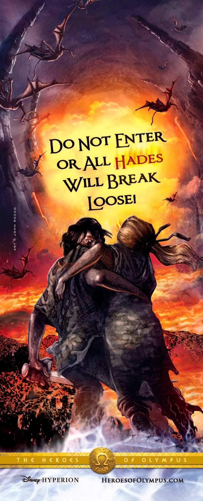 of rick riordan book House hades