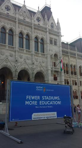 Desde Hungría: julio 2015