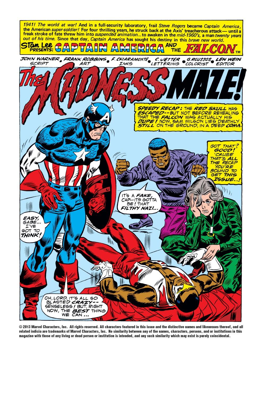 Captain America (1968) Issue #187 #101 - English 2