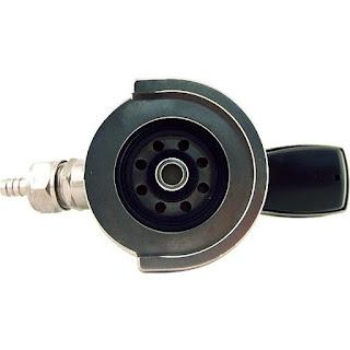 M type keg coupling
