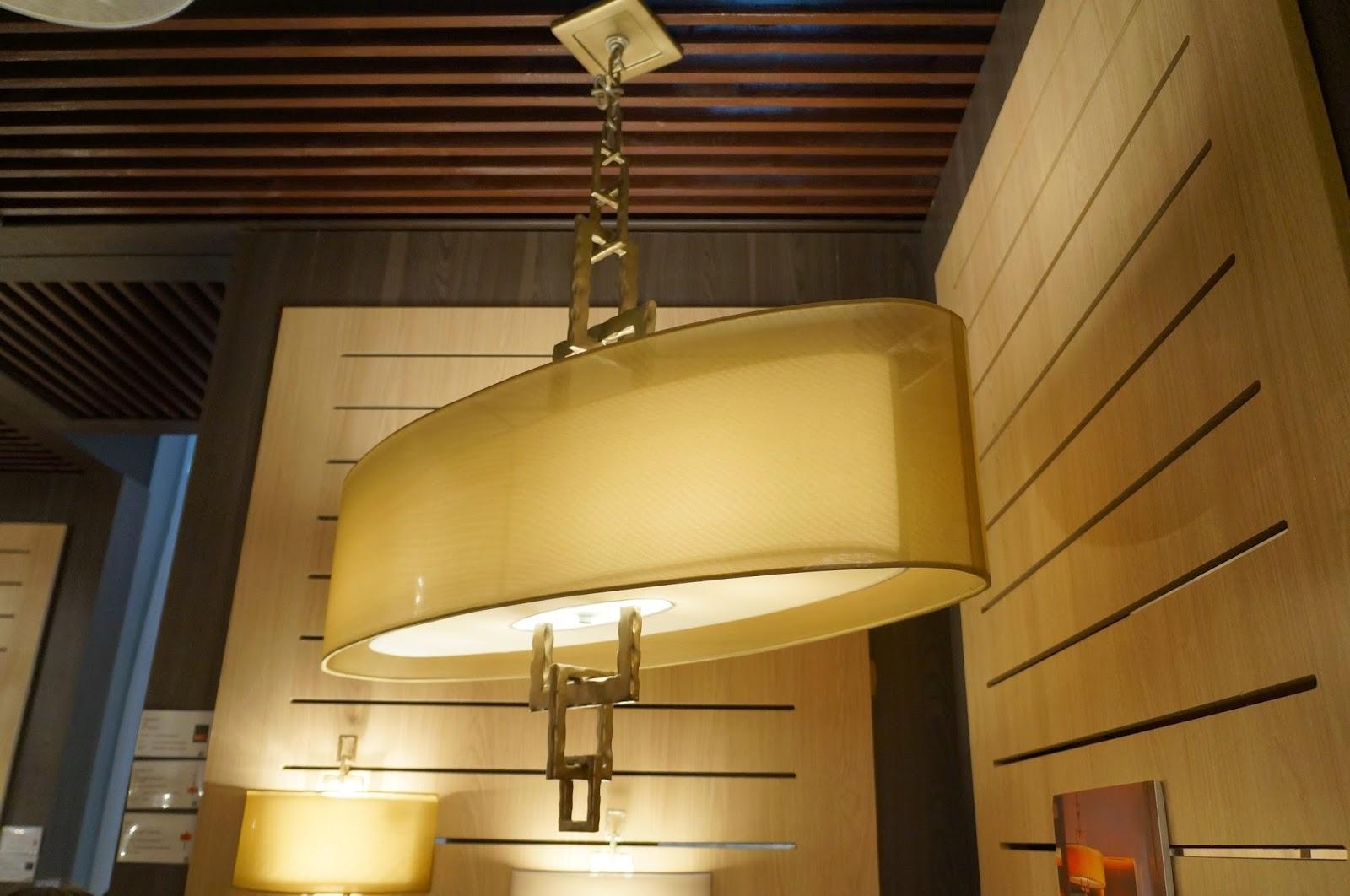 pendente Link de ferro forjado à mão - Troy Lighting - Expolux 2014