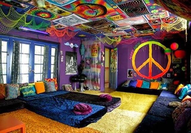 kamar tidur anak muda gaul