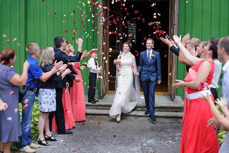 vestuvės babtų bažnyčioje