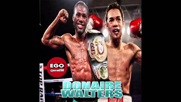 Nonito Donaire vs. Nicholas Walters