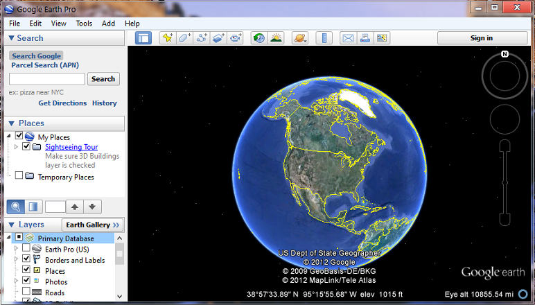 Softonic - Earth3D - Download