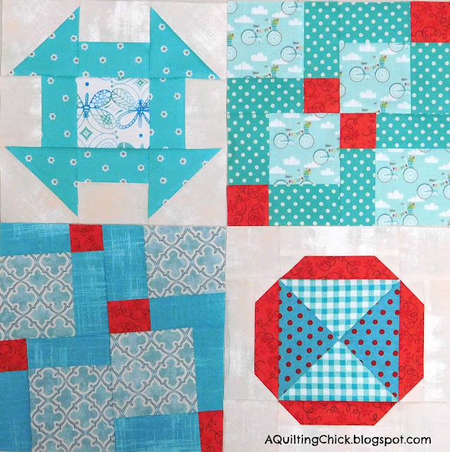 Project 48 - January Blocks