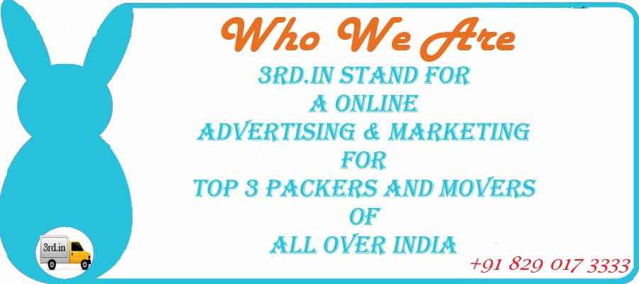 WHo We Are-Top 3 Packers And Movers India | 3rd.in