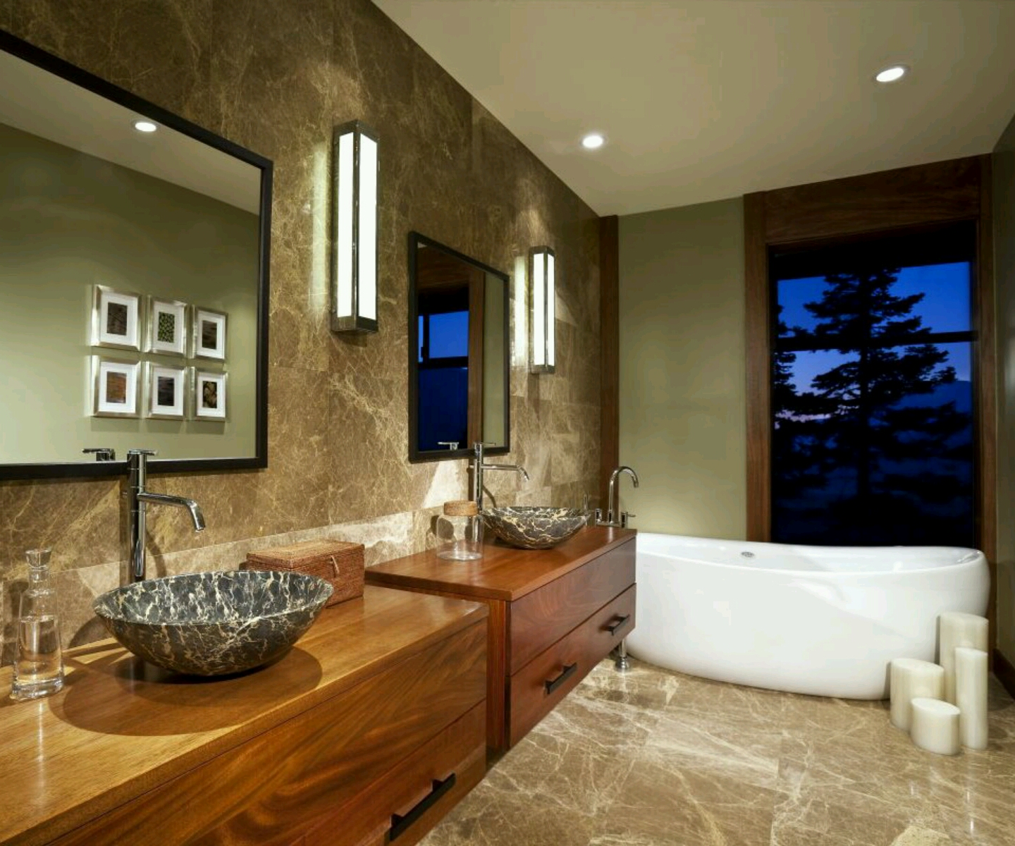Modern Furniture Modern Luxury Washrooms Designs