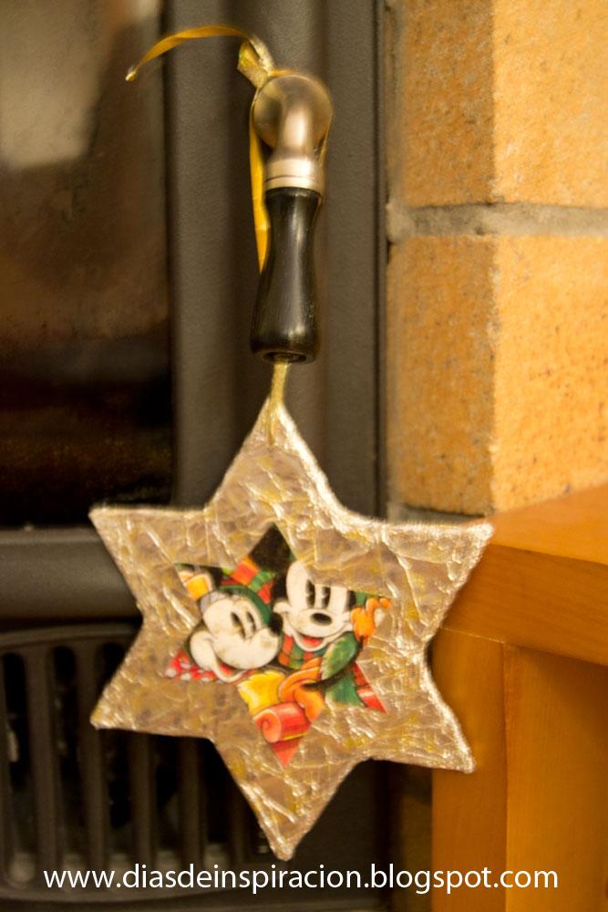 D as de inspiraci n diy crear adornos navide os con - Adornos de navidad con material reciclado para ninos ...