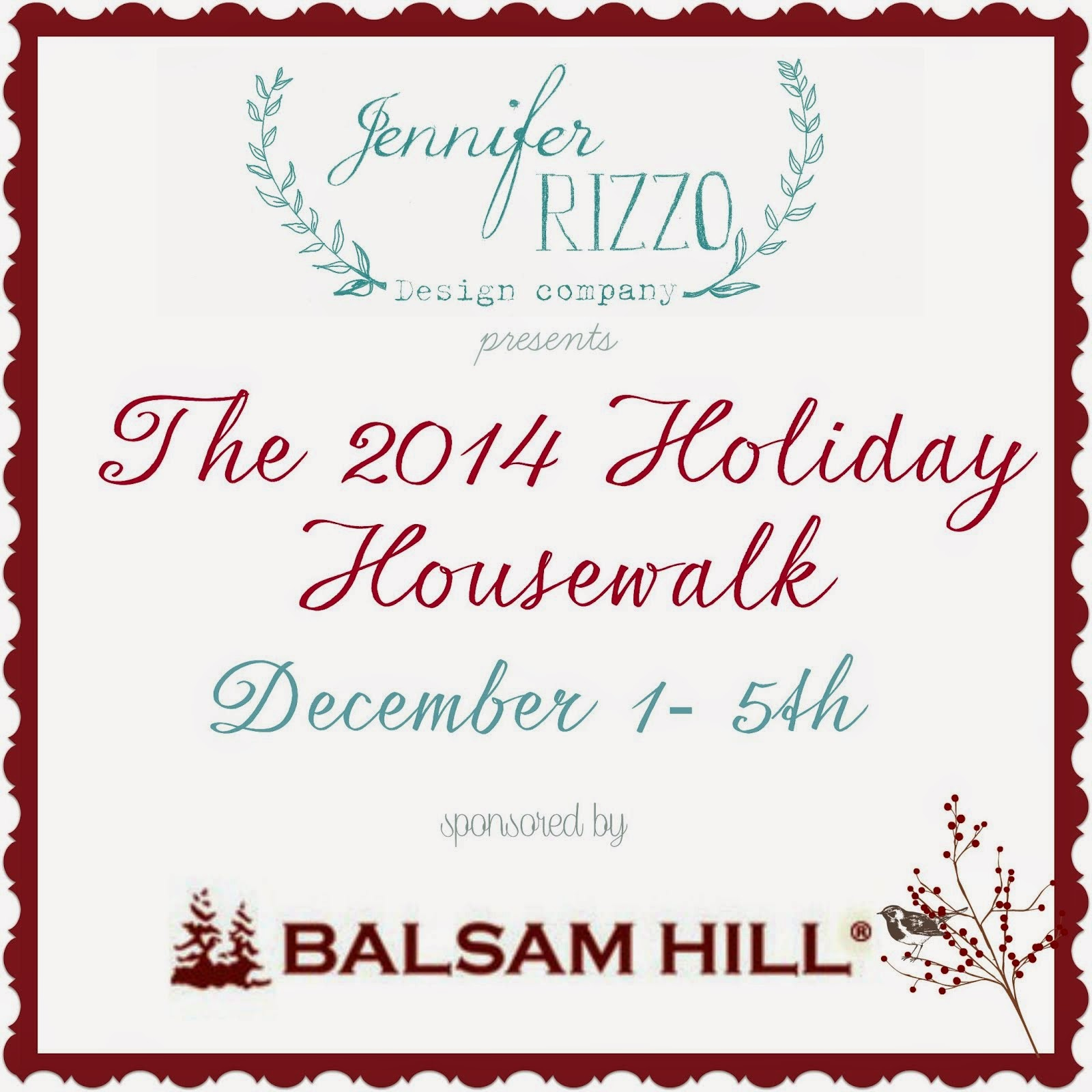Jennifer Rizzo's Holiday House Walk - 2014