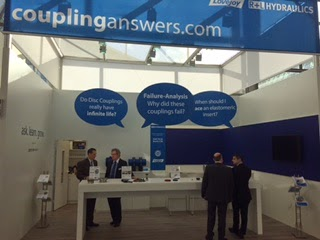 Coupling Learning Lab at Hannover Messe 2015