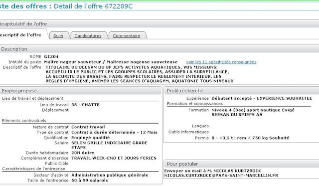 Centre de formation formasport bienvenue sur le blog offres p le emploi - Pole emploi port louis guadeloupe ...