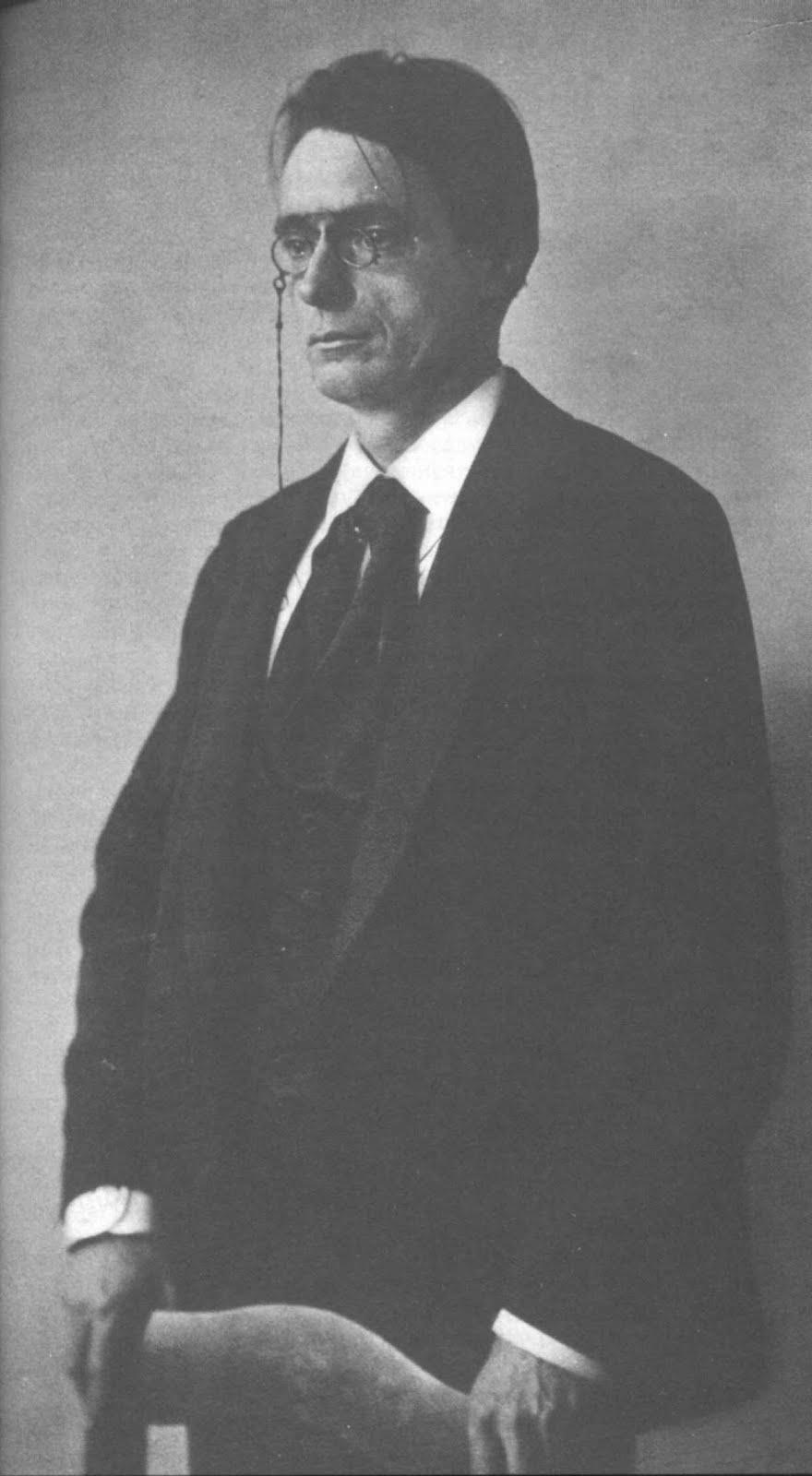 Citaten Rudolf Steiner : Religião misticismo ordens iniciáticas outros