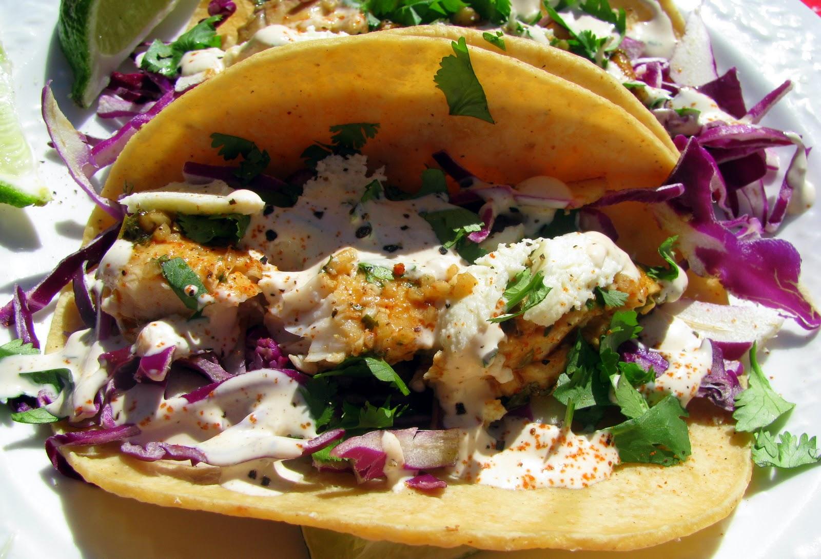 Fish tacos for How do you make fish tacos