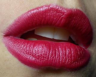 lush, lip tint, million kisses, red