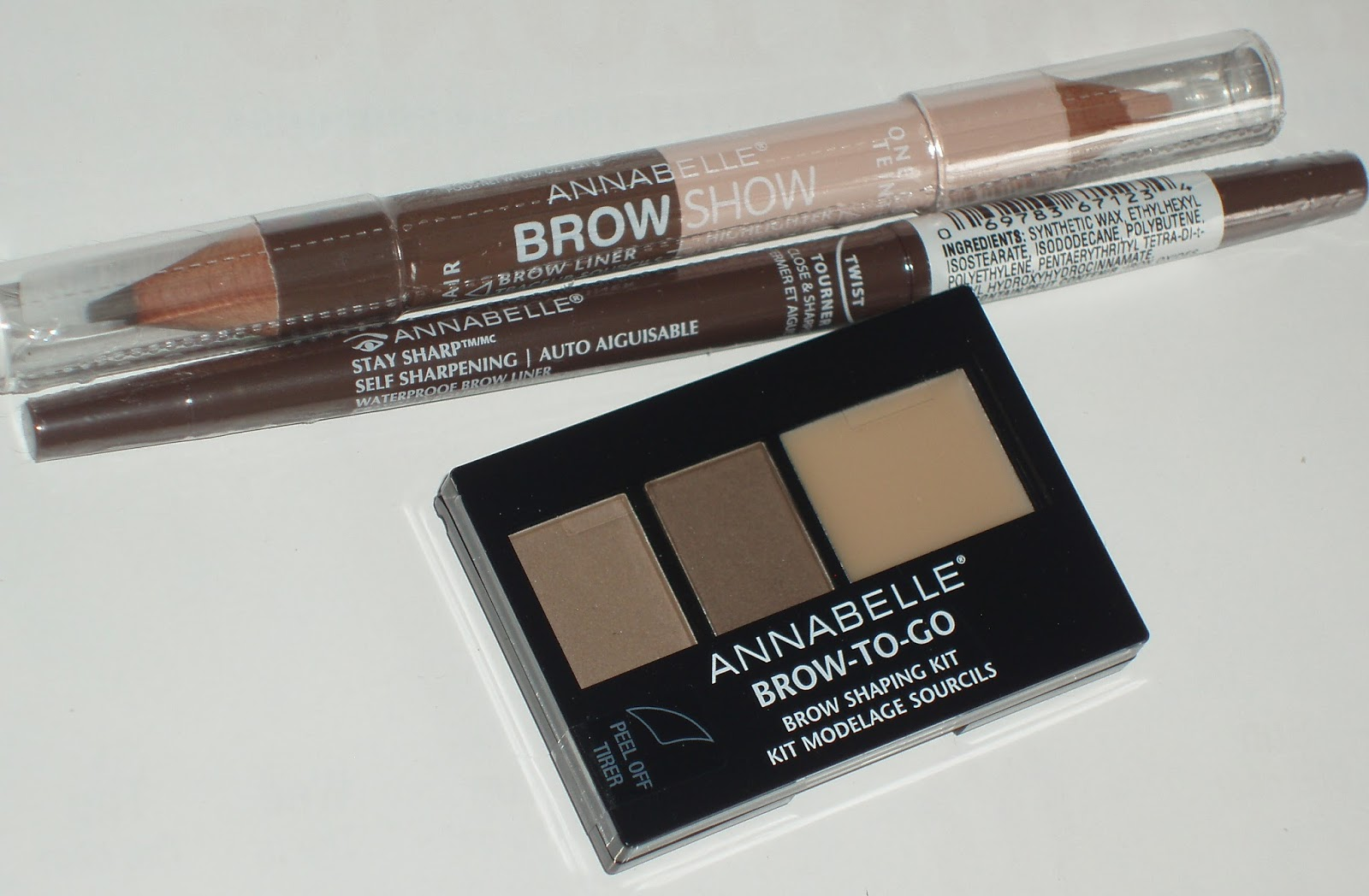 Sparkled Beauty: Annabelle Fall 2015 - Brows