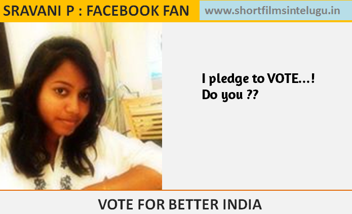 I PLEDGE TO VOTE DO YOU?