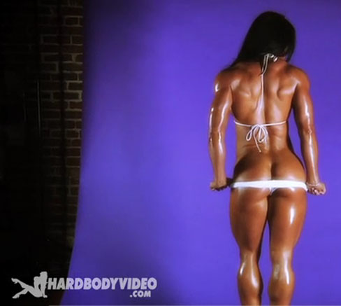 Jennifer Scarpetta Female Muscle Bodybuilding Blog HardBodyVideo
