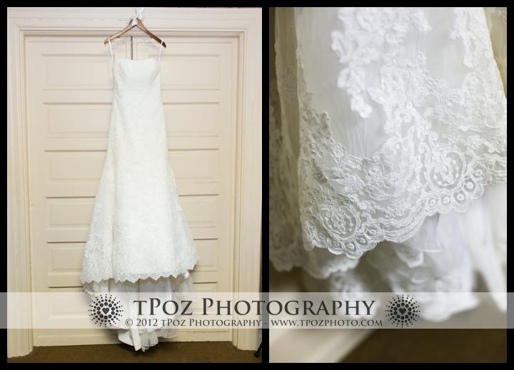 Janell Berte Wedding Gown