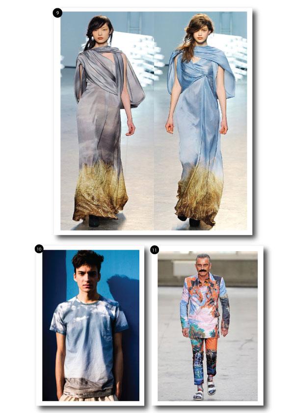 Print Fashion: Landscape Print Trend