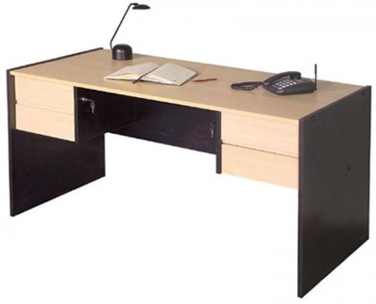Bricolaje como hacer plano muebles melamina escritorio diy for Imagenes de muebles de escritorio