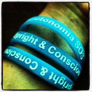 STOP POTS (and Dysautonomia!): Dysautonomia Awareness Bracelets!