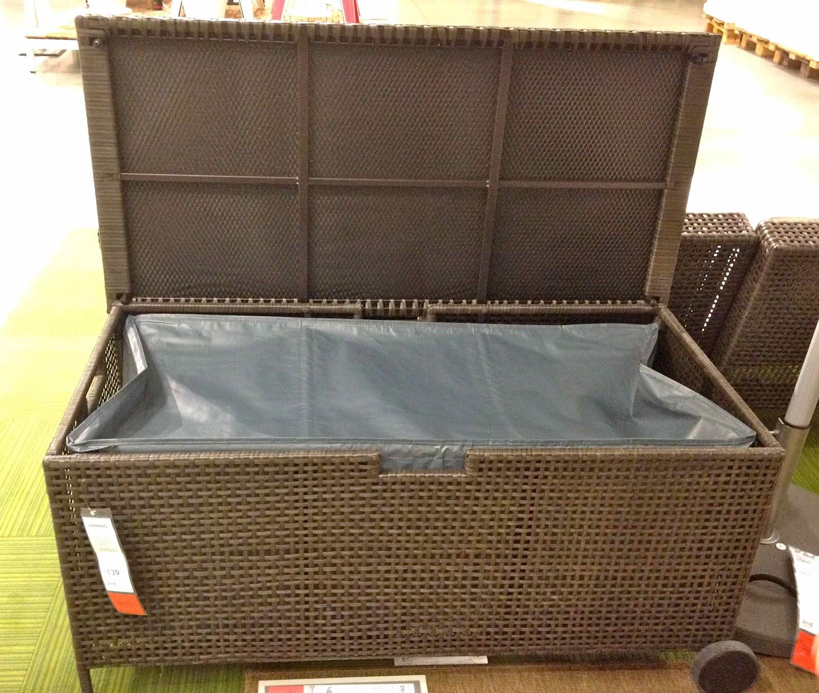 IKEA AMMERO Storage Bench