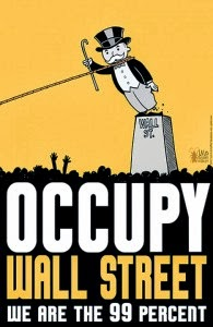 Wall Street'i İşgal Et