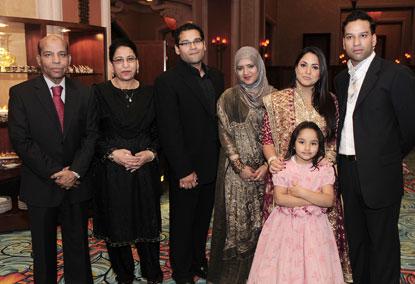 Nadia khan wedding