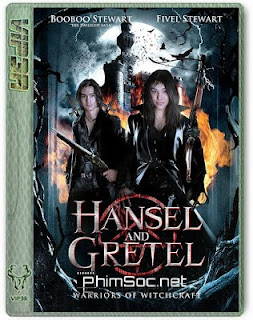 Chiến Binh Phù Thủy Hansel And Gretel Warriors Of Witchcraft