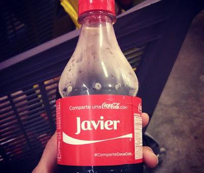 Marketing online Coca Cola