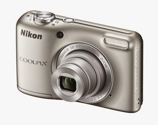 Harga dan Spesifikasi Kamera Nikon Coolpix L27 terbaru